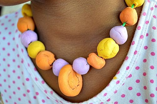 homemade bead jewelry
