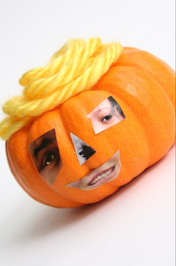 picasso pumkins crafts for halloween