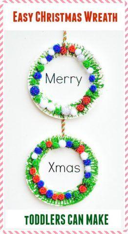 handmade-christmas-wreath-for-kids