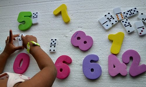 math activities for kids with numbers