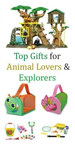 Best gifts for animal lovers and young explorers