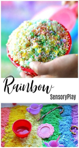 Rainbow-Snow-Sensory-Play