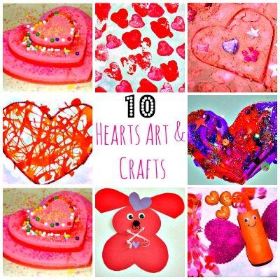 fb hearts