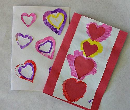 kids made cards