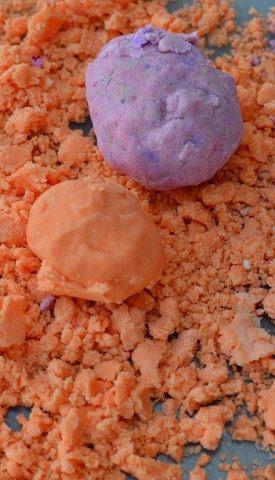 purple ornge