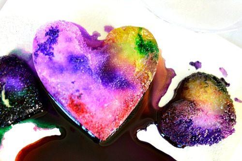 ice heart experiment