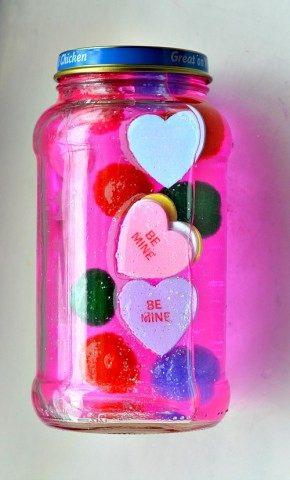 love sensory jars