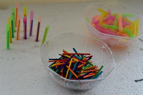 materials for fine motor activity