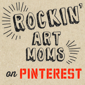 rocking art moms