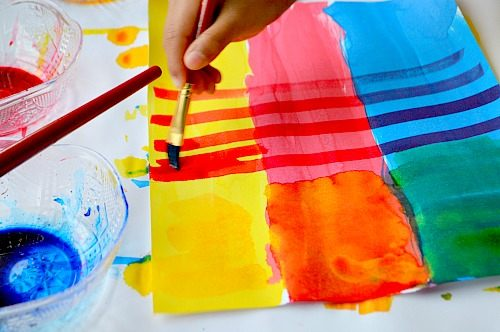 color activities for kids