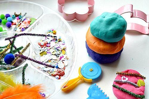 materials for easter playdough homemade playdough