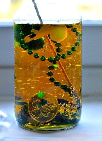 treasure jars for st patricks day