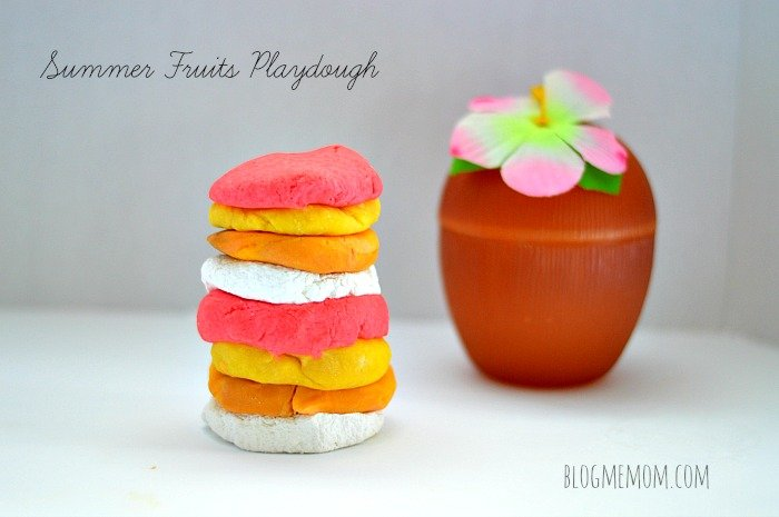 playdough recipe for the summer