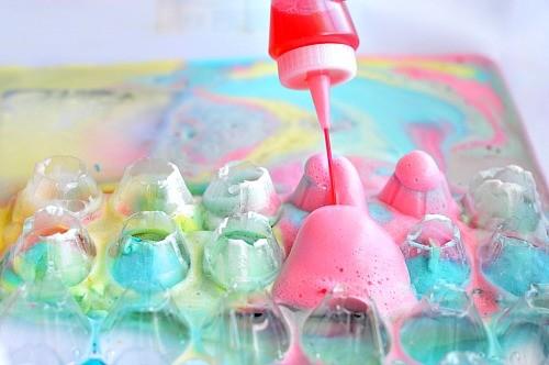 Science Activities For Kids Mini Volcanoes Fun Littles