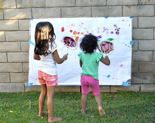 art projects for summer