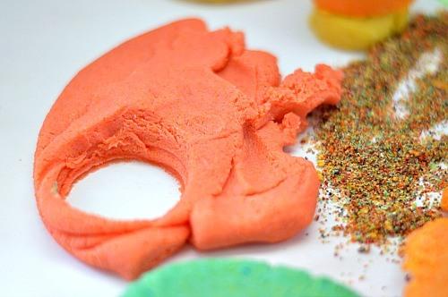 play recipe for sand dough