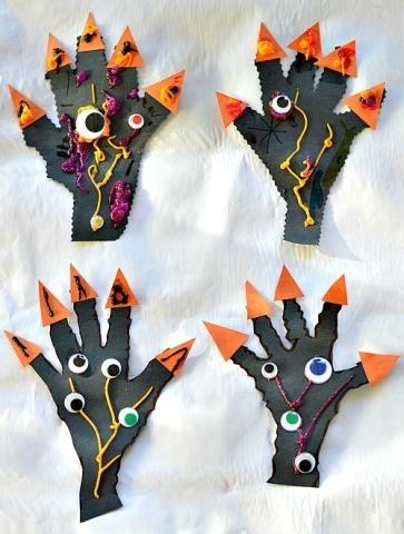 ghost hands craft