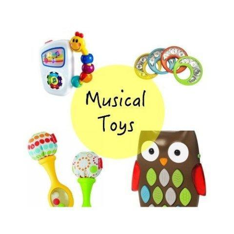 gifts for babies and toddlers music toys