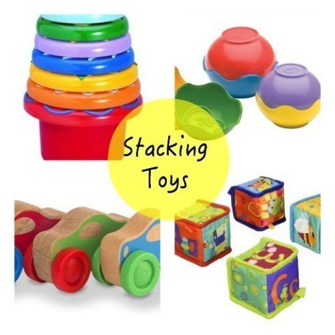 gifts for babies for stacking and sorting