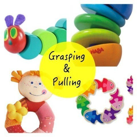 gifts for toddlers and babies grasping