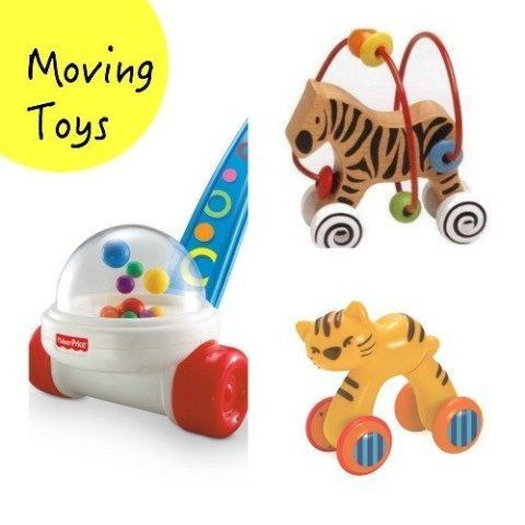 moving toys gifts for babies
