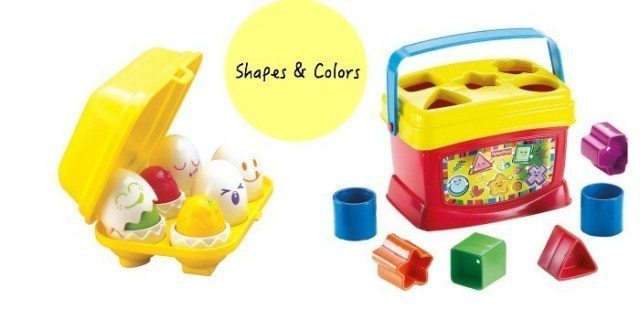 shapes and colors baby toys
