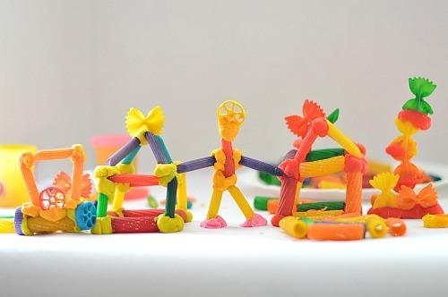 pasta engineering for kids