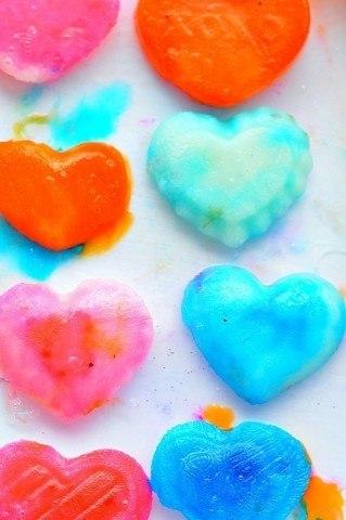 HEARTY SOAPS PLAY IDEA