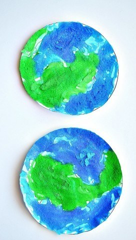 art for kids for earth day