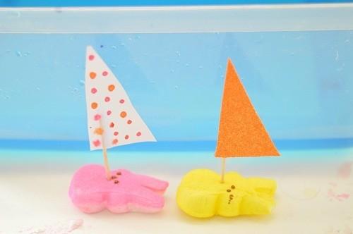 marshmallo boats