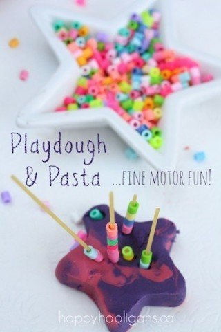 playdough-and-pasta