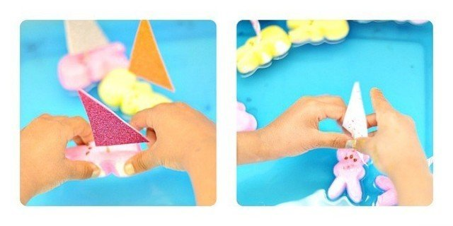 sail the peeps boats hands on science