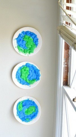 wall art for earth day