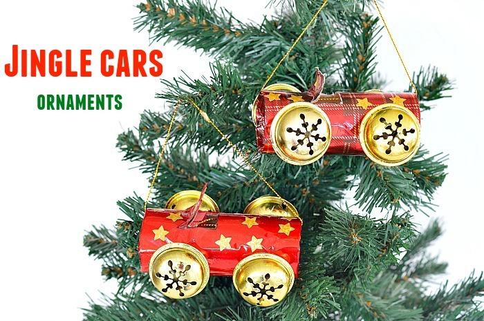 christmas-crafts-for-kids-jingle-cars-ornaments