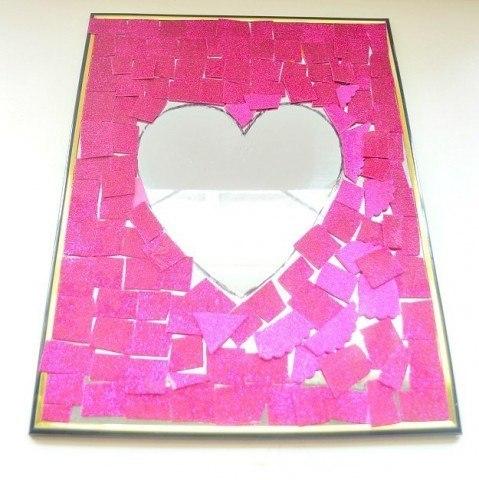 craft for valentine day