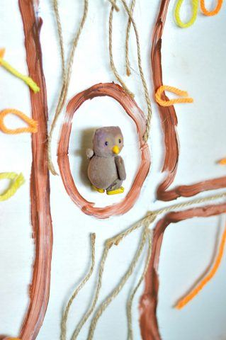 pretend fall art projects for kids
