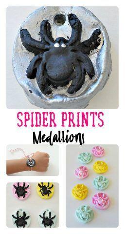spider-print-medallions