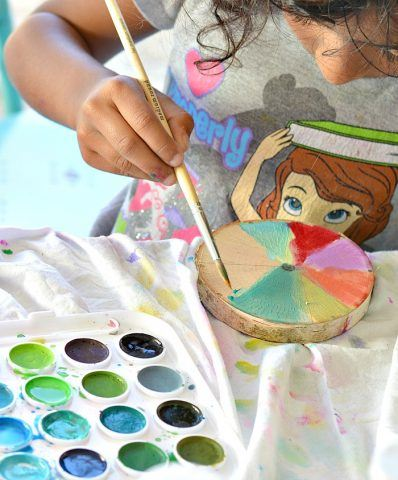 coloring-with-watercolor-art-on-wood