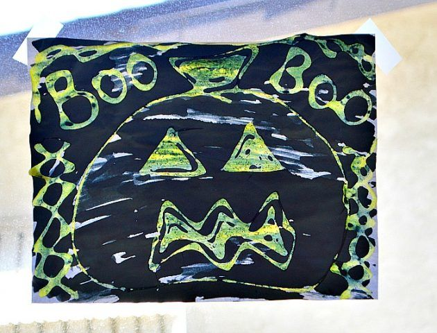 halloween-window-art-for-kids