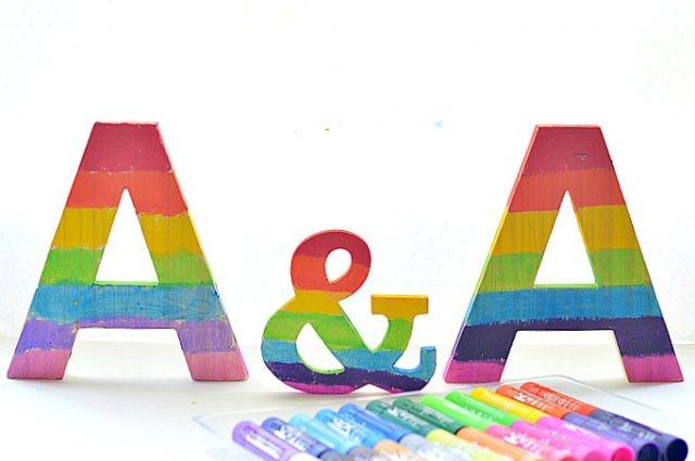 art-projects-for-kids-with-rainbow-intials