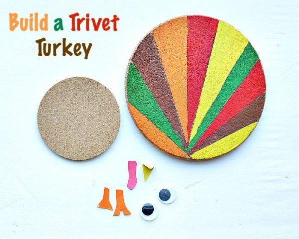 combine-with-coaster-for-turkey-craft