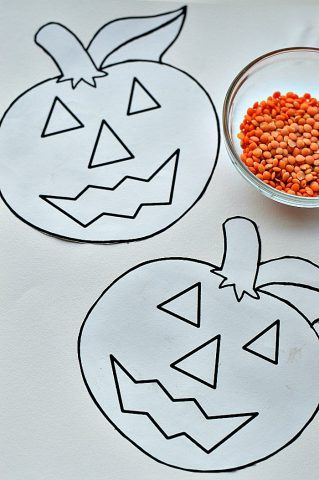 lentil-pumpkins