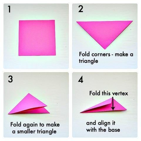 origami-process