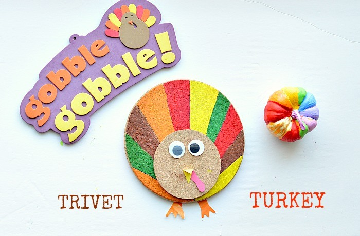 trivet-turkey-craft-for-kids