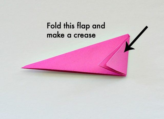 Origami instruction for Halloween Monster's Claws! Repeat 5 times ... | 464x640